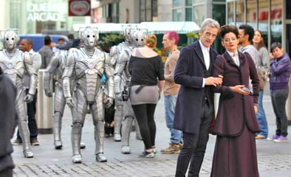 Doctor Who Spoilers: Look Who's Back!