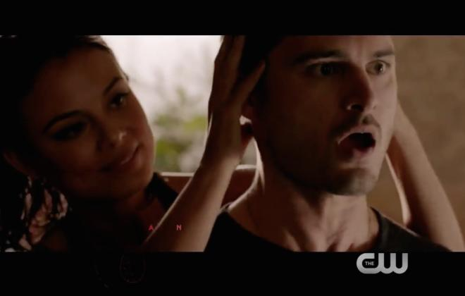 The Vampire Diaries Promo: Sybil Meets Elena!
