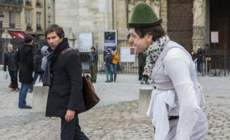 Perception Season Premiere Review: The French Connection