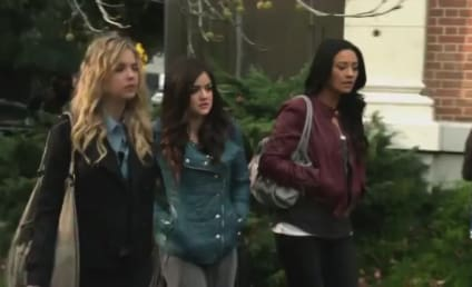 Pretty Little Liars Season Finale Clips: Let's Play!