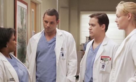 Grey's Anatomy Caption Contest XXXV