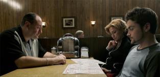 Sopranos Finale Photo - The Sopranos