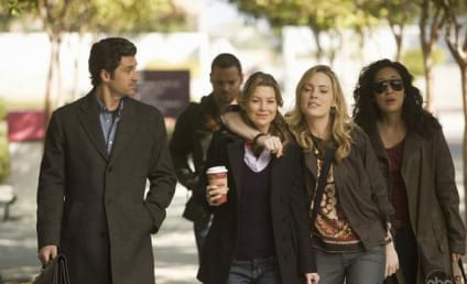 Grey's Anatomy Caption Contest CXXXII