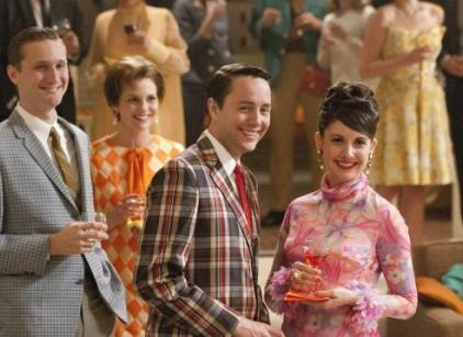 Watch Mad Men Season 5 Episode 1 Online
