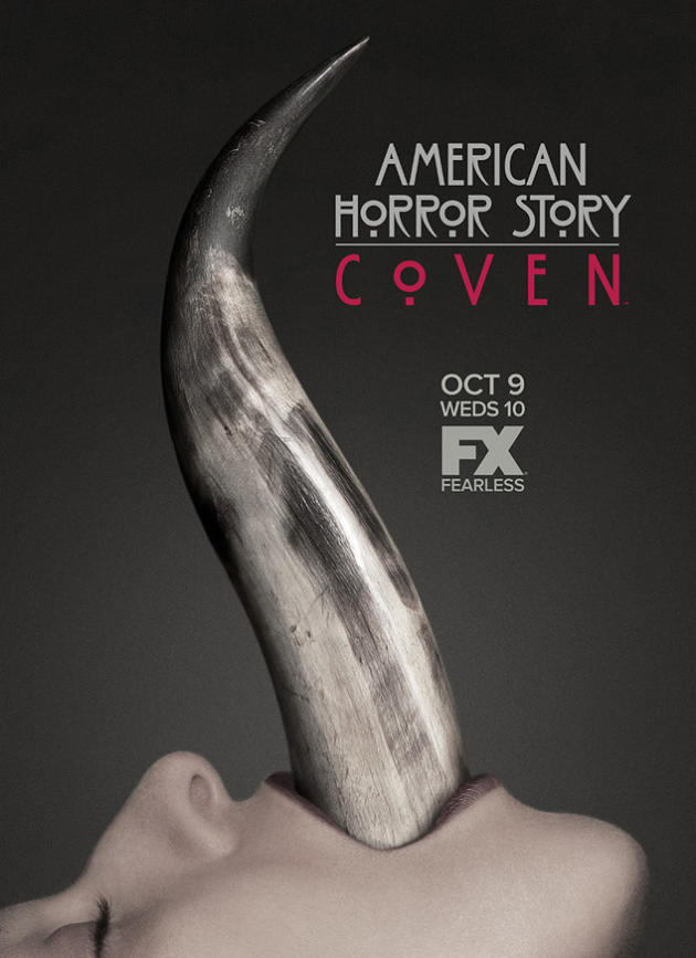 American Horror Story: Coven Promotional Art