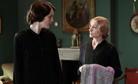 Downton Abbey Duo