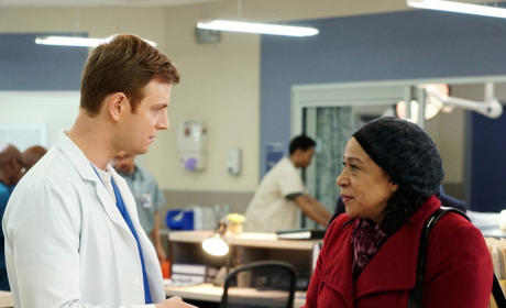 Chicago Med Stars Tease New NBC Drama