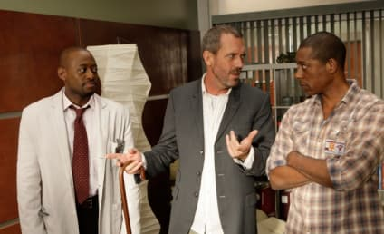 House First Look: Orlando Jones as Foreman's Brother