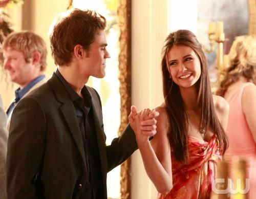 Elena and Stefan Photo