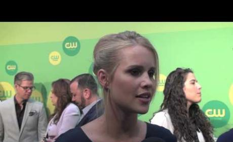 Claire Holt Speaks on The Originals