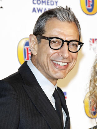 Goldblum photo