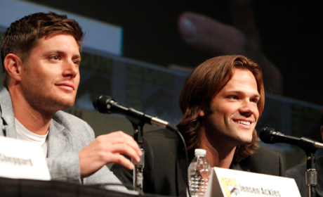 Supernatural Comic-Con Panel: Brothers, Unite!