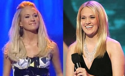 Carrie Underwood ... and Underweight?