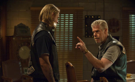 "Sons of Anarchy Photos from ""Small Tears"""