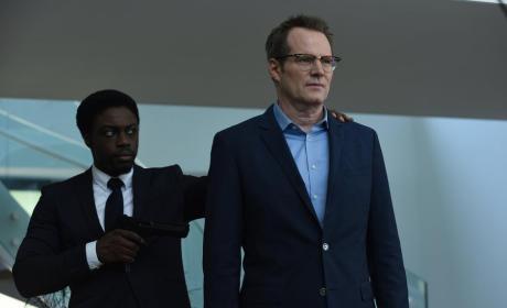 Heroes Reborn Season 1 Episode 5 Review: The Lion's Den