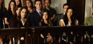 "Pretty Little Liars Pictures From ""The Melody Lingers On"""