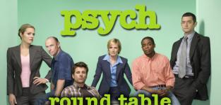 Psych Round Table: Comic-al!