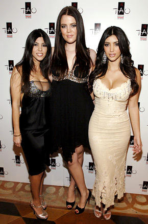 Klohe, Kourtney and Kim