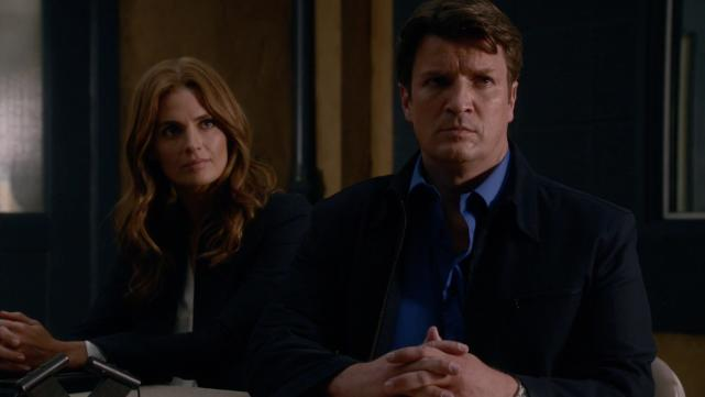 Castle beckett and castle