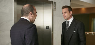 Suits Photo Preview: Daddy Drama