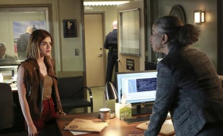 Pretty Little Liars Season 6 Episode 18 Review: Burn This