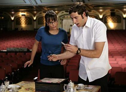 Watch Chuck Season 2 Episode 7 Online