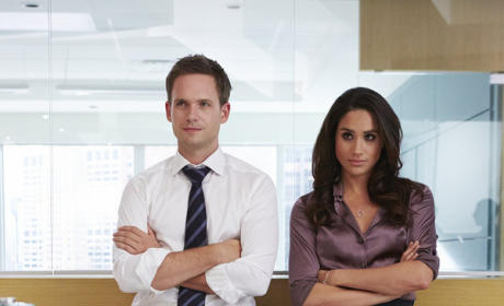 Mirroring - Suits Season 4 Episode 11