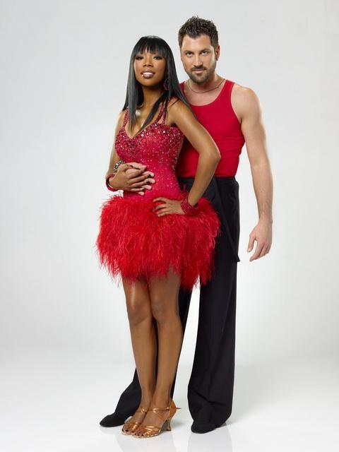 Maksim Chmerkovskiy and Brandy