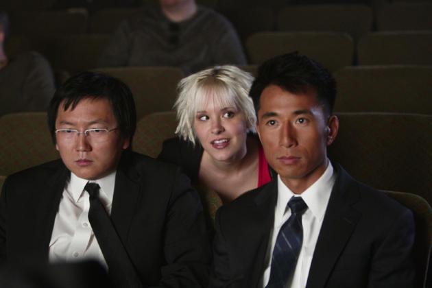Hiro, Daphne, Ando