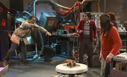 The Big Bang Theory: Watch Season 8 Episode 16 Online