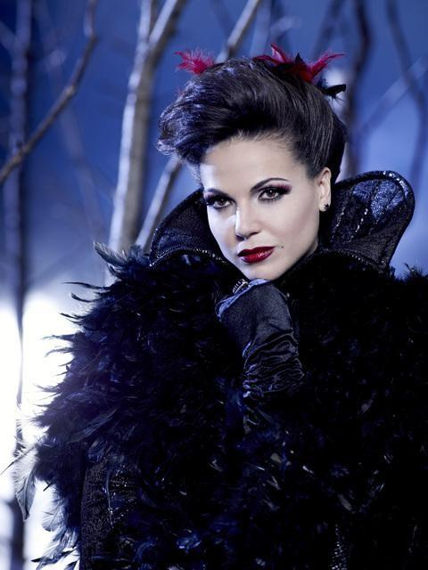 Lana Parrilla (The Evil Queen/Regina Mills)
