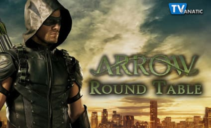 Arrow Round Table: Lover, Liar, Superhero, Father
