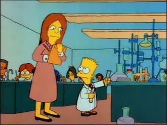 Bart the Genius Pic