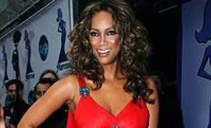 Tyra Banks is Fiercee