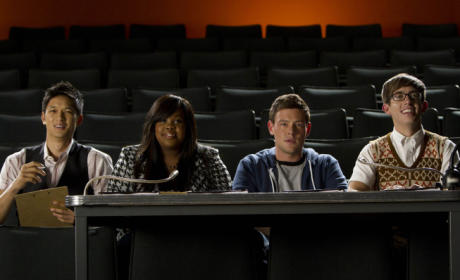 Glee Photo Preview: Returns and Debuts