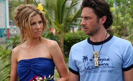 Braff and Chalke Sign Up for Six Scrubs Episodes