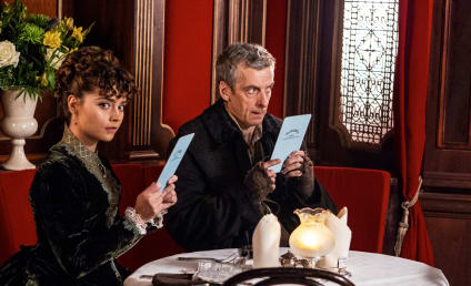 Doctor Who Review: Acceptance