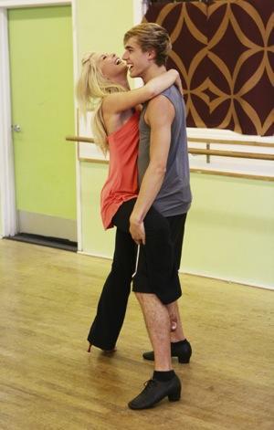 Julianne and Cody