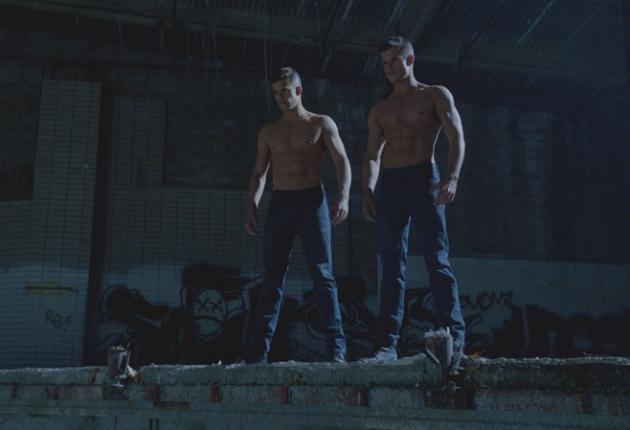 Aiden and Ethan - Teen Wolf