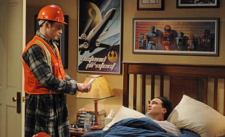 The Big Bang Theory Review: The End of the Roommate Agreement?