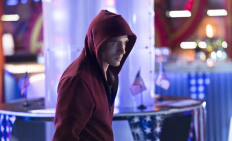Arrow Scoop: Colton Haynes on Life Without Thea, A New Romance for Roy?