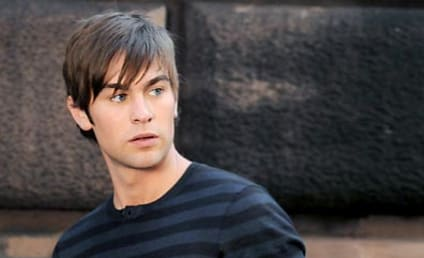 Chace Crawford Mails it in