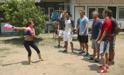 The Bachelorette: Throwing Down in Chiang Mai