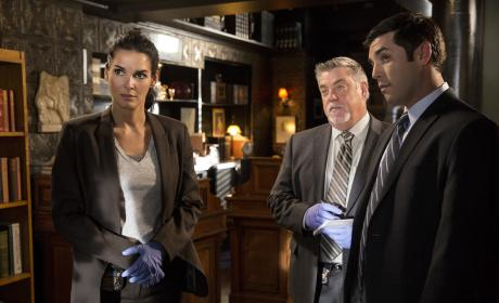 Rizzoli & Isles Review: The Doodles