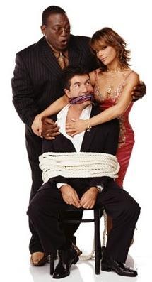 Randy, Simon & Paula
