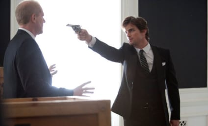 "White Collar Summer Season Finale Review: ""Point Blank"""
