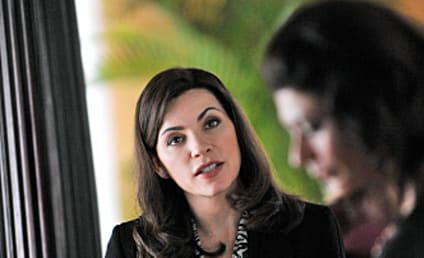 """The Good Wife Recap: """"Stripped"""""""
