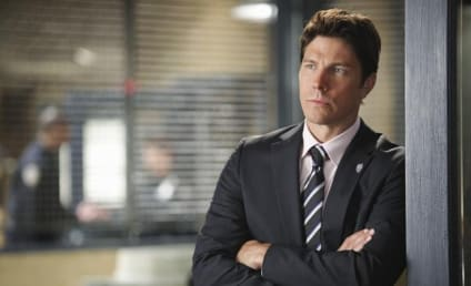 Michael Trucco Speaks on Castle Character, Future