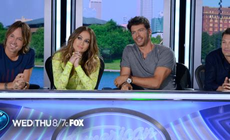 American Idol Judges Omaha Photo