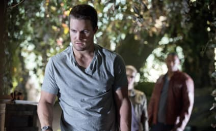 TV Ratings Report: Arrow Returns Down, Revolution Hits Series Low